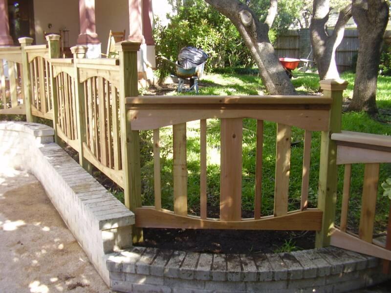 Creative Cedar Rail
