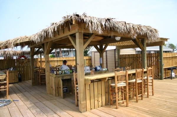 Island Syle Cabana
