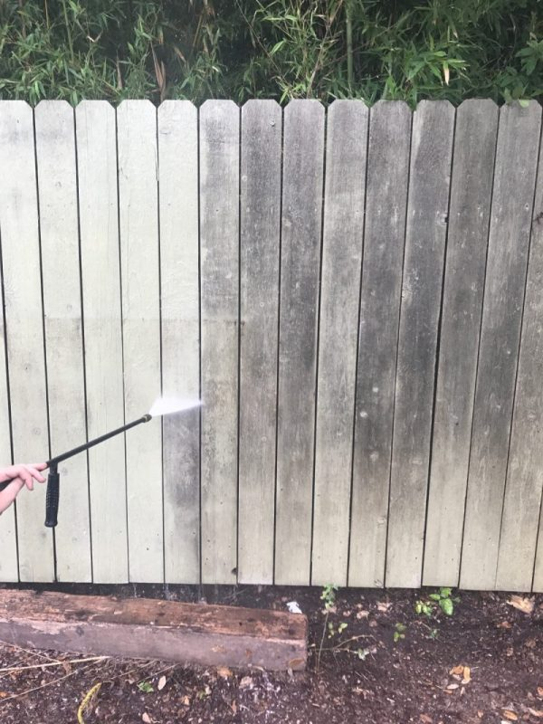 How To Clean A Wood Fence Simple Green